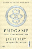 AS - JAMES FREY & NILS JOHNSON-SHELTON - ENDGAME JOCUL FINAL: CONVOCAREA