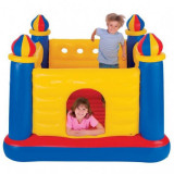 Trambulina Gonflabila Jump-o-Lene Castle Bouncer Intex 48259