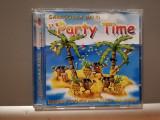 SARAGOSSA BAND - PARTY TIME  (2001/BMG/GERMANY) - ORIGINAL/FB, CD, BMG rec