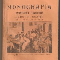 Monografia Comunei Tarcau-Neamt-1942