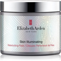 Elizabeth Arden Skin Illuminating Retexturizing Pads tampoane exfoliante pentru definirea pielii