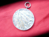 Ordin Bulgaria - Victorie in ww2 , metal argintat
