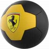 Minge de Fotbal Ferrari Galben / Negru Marimea 5