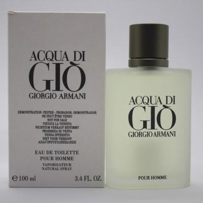 Giorgio Armani Acqua Di Gio 100ml │Parfum Tester foto