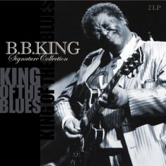 B.B. KING Signature Collection LP DMM (2vinyl)