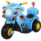 Motocicleta Electrica 991, 6V Albastru