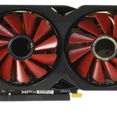 Placa video XFX Radeon RX 570 RS XXX Black Edition, 8GB, 256-bit