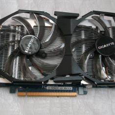 Placa video GIGABYTE GeForce GTX 560 OC 1GB GDDR5 256-bit