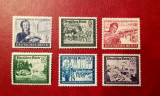 Timbre Germania Reich 1944 Charity Stamps MNH serie completa, Nestampilat