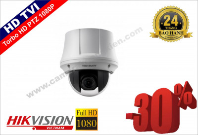Camera 2MP Interior PTZ, Zoom 15x - HikVision DS-2AE4215T-D3 foto