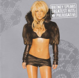 CD Britney Spears – Greatest Hits: My Prerogative, original
