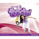 Today! Level 3 Class Audio CDs - Erika Stiles