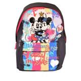 Ghiozdan Minnie si Mickey Mouse, clasele 1-4, multicolor, Pigna