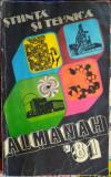 Almanah Știință și tehnică 1981