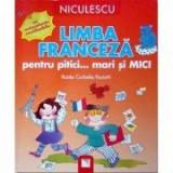 Limba franceza pentru pitici... mari ai MICI (cu autocolante reutilizabile) Rosita Corbella Paciotti