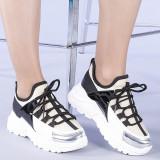 Pantofi sport dama Diana bej