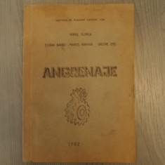 Angrenaje – Viorel Florea, Stefan Barbu, Marcel Borhina, Grigore Chis