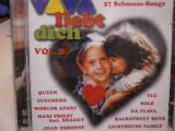 CD Viva Liebt Dich Vol.2 originala, holograma