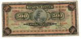 Grecia 1932 - 500 drachma, circulata