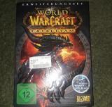joc PC World of Warcraft - Cataclysm,editie in coperta de carton