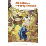 English Story Readers Level 3. Ali Baba and the Forty Thieves