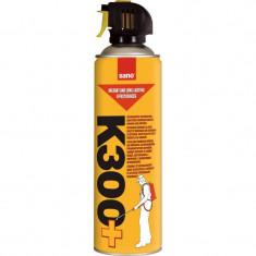 Spray insecticid cu aerosol Sano impotriva insectelor taratoare K300, 400ml