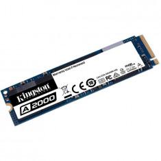 SSD Kingston, A2000, 1TB, M.2 2280 Pci-e