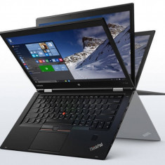 Laptop Lenovo X1 Yoga Gen2 14 inch i7-7600U 16GB SSD 512GB Black