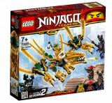 LEGO Ninjago, Dragonul de aur 70666