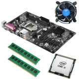 Cumpara ieftin Kit Placa de baza ASRock H81 Pro BTC, 4th gen, USB 3.0, Intel Core i5 4460...