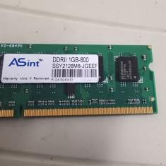 Ram Laptop ASint 1GB DDR2 800 MHz