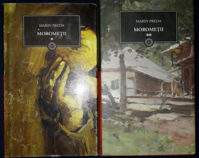 Marin Preda - Morometii (vol. 1-2, Jurnalul National) foto