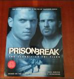Prison Break The Classified FBI Files + DVD