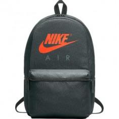 Ghiozdan rucsac Nike Air verde inchis 45 cm BA5777346