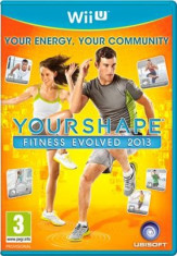 Your Shape Fitness Evolved 2013 Nintendo Wii U foto