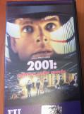 2001 Odiseea Nello Spazio ( 1968 )  Film Caseta Video VHS  Originala