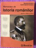 Memorator Istoria Romanilor