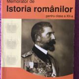 Memorator Istoria Romanilor, booklet