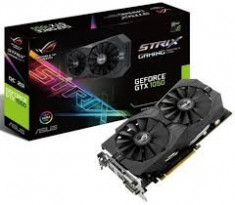Placa video ASUS ROG Strix GeForce GTX 1050 OC, 2GB GDDR5, noua, garantie foto