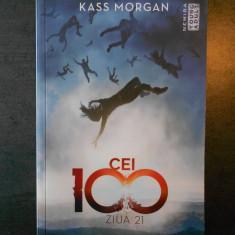 KASS MORGAN - CEI 100. ZIUA 21