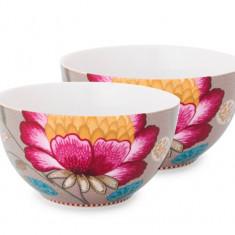 Set 2 Boluri - Khaki 15 cm | Pip Studio