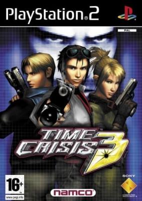 Joc PS2 Time Crisis 3 foto
