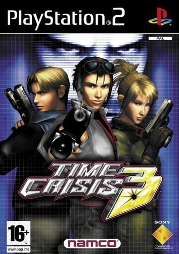 Joc PS2 Time Crisis 3