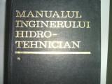 MANUALUL INGINERULUI HIDROTEHNICIAN VOL. I SI II D. DUMUTRESCU