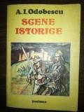 Scene istorice- A. I. Odobescu