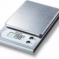 Cantar digital Beurer KS22 3 kg Argintiu