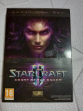 StarCraft Heart of the Swarm PSP game