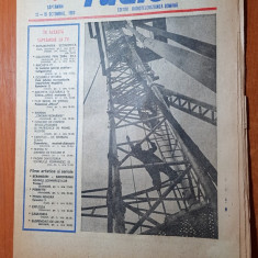 Revista radio-tv saptamana 12-18 octombrie 1980