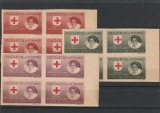 "Romania ,Crucea  rosie ""prizonieri de razboi ,nd,hartie gri.nr lista 5c."