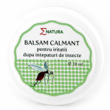 Balsam calmant pentru iritatii dupa intepaturi de insecte 20ml - ENATURA